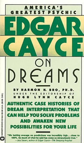 9780446351089: Edgar Cayce on Dreams