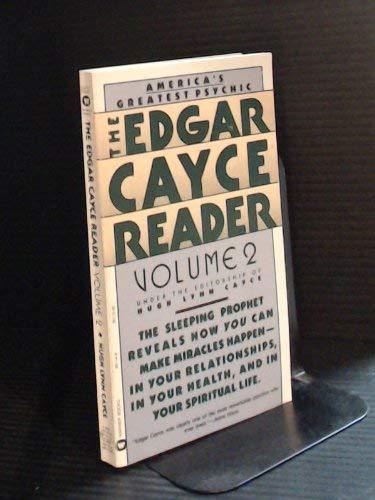 Edgar Cayce Reader (Edgar Cayce Series): Grand Central Pub