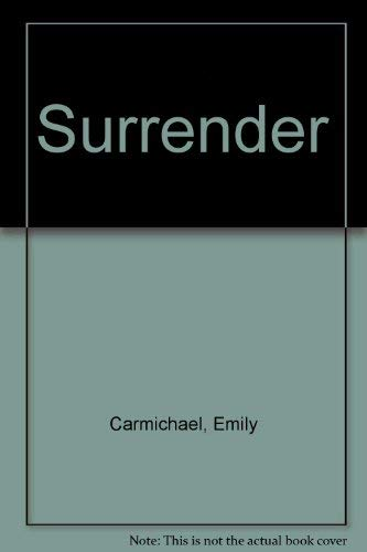 Surrender (0446352004) by Emily Carmichael