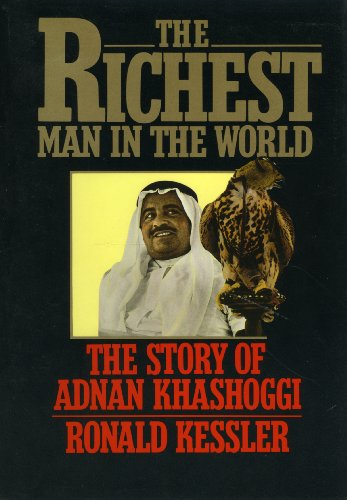 9780446352291: The Richest Man in the World: The Story of Adnan Khashoggi