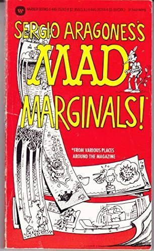 9780446352437: Sergio Aragones's Mad Marginals