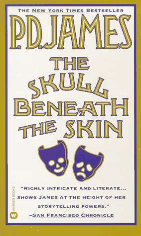 9780446353724: The Skull Beneath the Skin (Cordelia Gray Mystery Series #2)