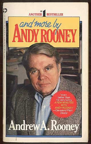 9780446353892: And More by Andy Rooney