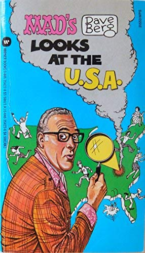 Mad's Dave Berg Looks at the U.S.A.: Berg, Dave