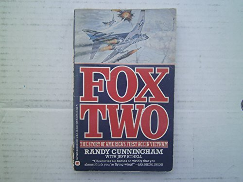 9780446354585: Fox Two: The Story of America's First Ace in Vietnam