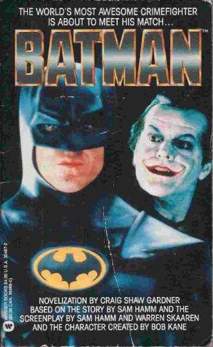 9780446354882: Batman: The Novelization
