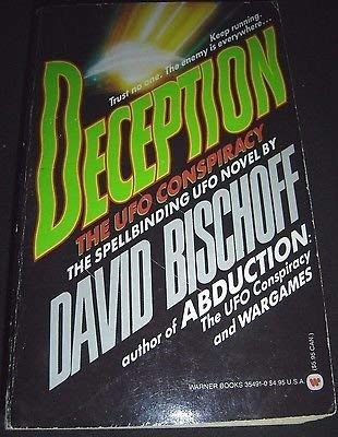 9780446354912: Deception: The Ufo Conspiracy
