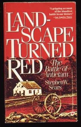 9780446355032: Landscape Turned Red