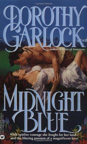 Midnight Blue (9780446355223) by Garlock, Dorothy