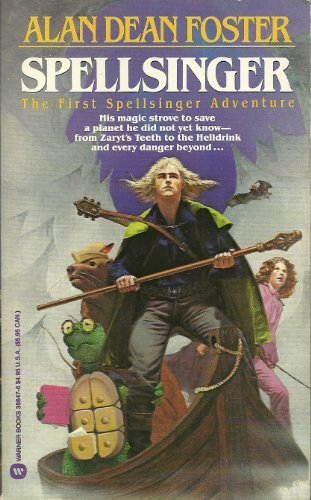 9780446356473: Spellsinger - Book #1