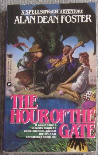 Hour of the Gate: Foster, Alan Dean