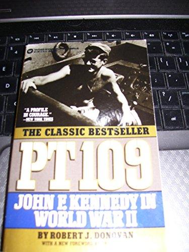 9780446356534: Pt 109: John F. Kennedy in World War II