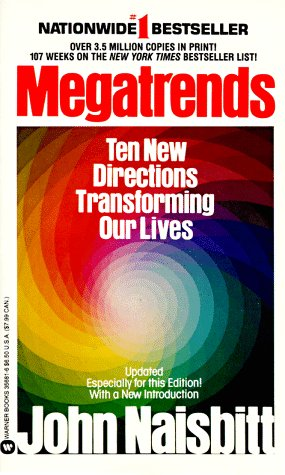 9780446356817: Megatrends: Ten New Directions Transforming Our Lives