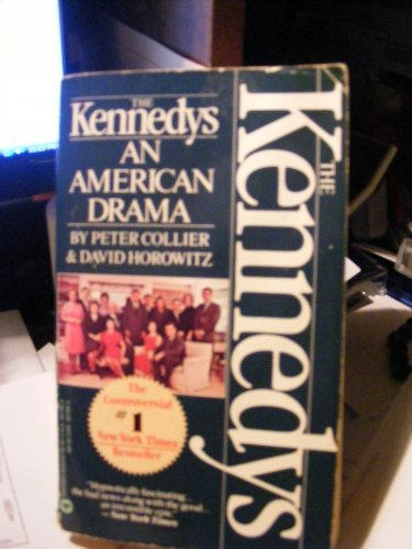 9780446357388: The Kennedys: An American Drama