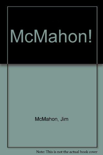 McMahon! (9780446358637) by McMahon, Jim; Verdi, Bob