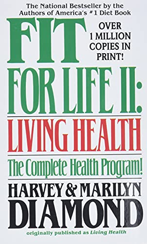 9780446358750: Fit for Life II: Living Healthy