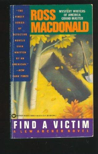 9780446358927: Find a Victim