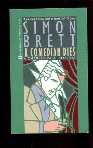9780446359580: A Comedian Dies
