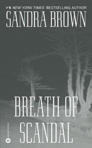 9780446359634: Breath of Scandal