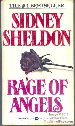 9780446360074: Rage of Angels