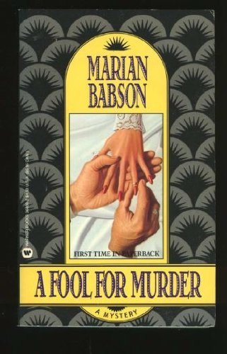 9780446360081: A Fool for Murder: A Mystery