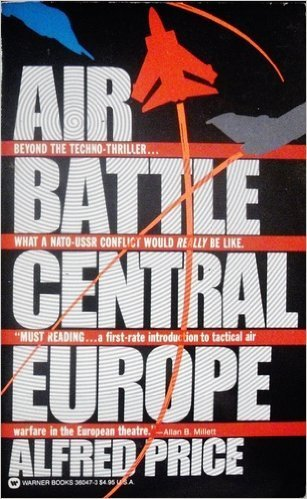 9780446360470: Air Battle Central Europe