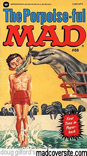 The Porpoise-Ful Mad (0446361089) by Mad Magazine; E C Publications