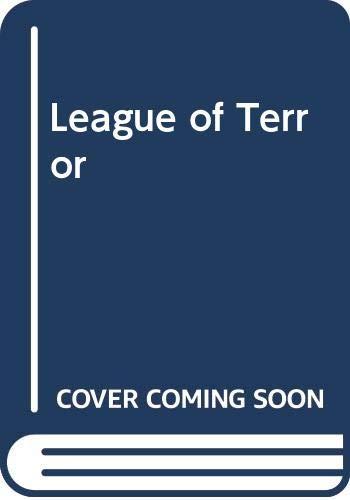 9780446361262: League of Terror