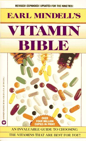Earl Mindell's Vitamin Bible