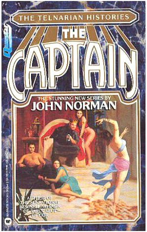 The Captain (The Telnarian Histories) .
