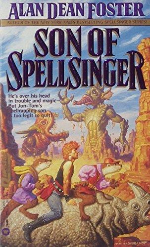 Son of Spellsinger: Alan Dean Foster