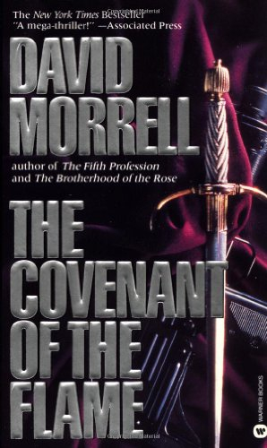 9780446362924: The Covenant of the Flame