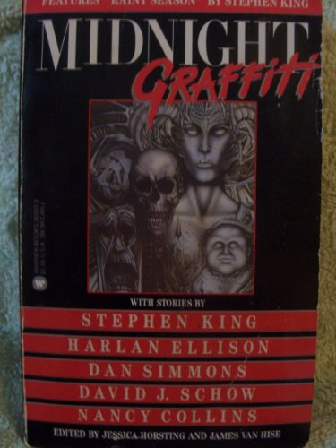 Midnight Graffiti (0446363073) by Stephen King; Neil Gaiman; Harlan Ellison; Dan Simmons