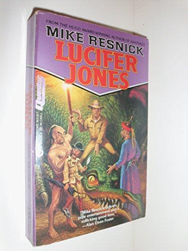 9780446363198: Lucifer Jones (Questar Fantasy)