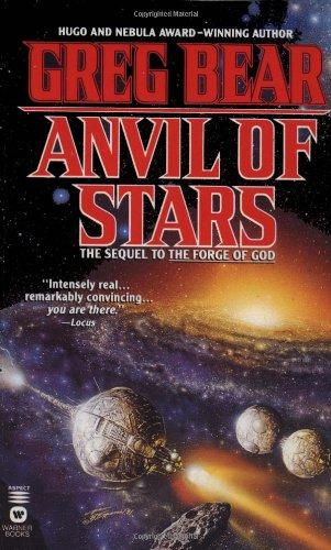 9780446364034: Anvil of Stars