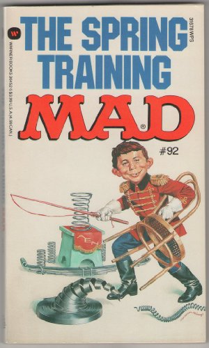 The Spring Training Mad (Mad, No. 92)