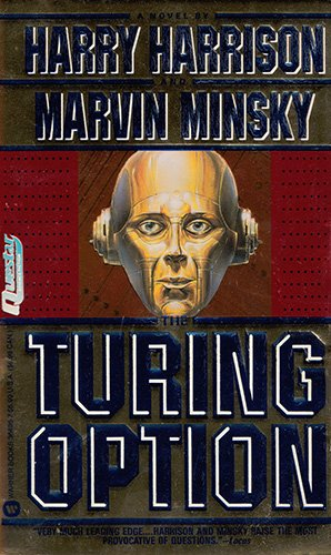 9780446364966: The Turing Option (Questar Science Fiction)