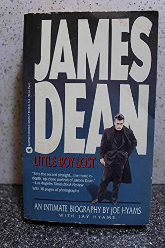9780446365291: James Dean: Little Boy Lost