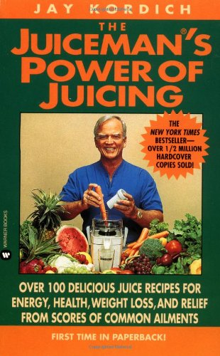 9780446365482: Juiceman's Power of Juicing