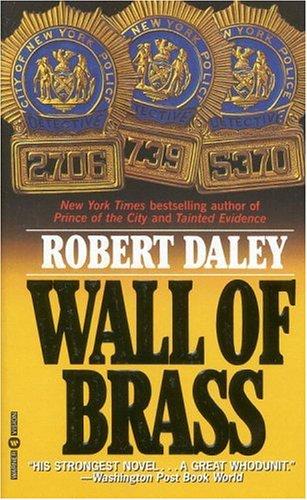 9780446365666: Wall of Brass