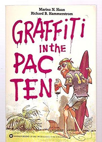 9780446370028: Graffiti in the PAC Ten