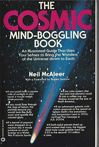 9780446373449: The cosmic mind-boggling book