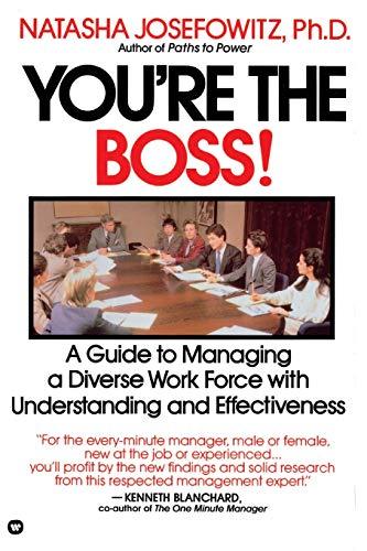 You're the Boss: Josefowitz, Natasha