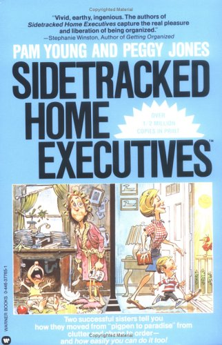 9780446377652: Side Tracked Home Executives