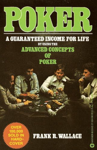 Poker (0446379247) by Frank R. Wallace