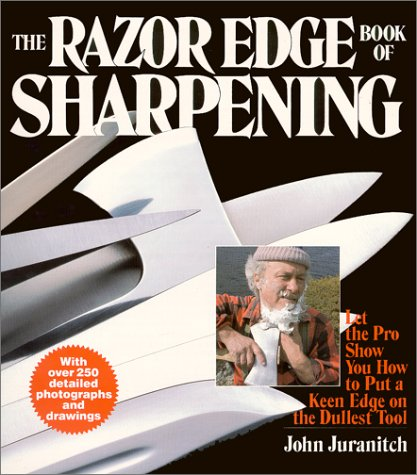9780446380027: The Razor Edge Book of Sharpening