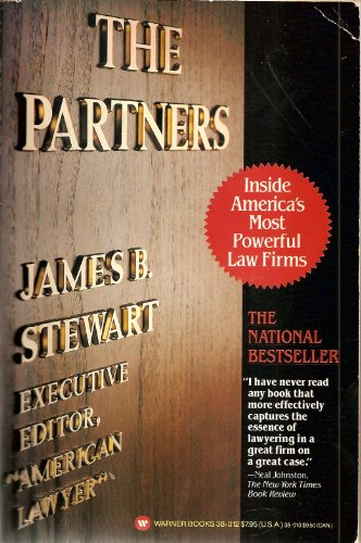 9780446380126: The Partners: Inside America's Most Powerful Law Firms