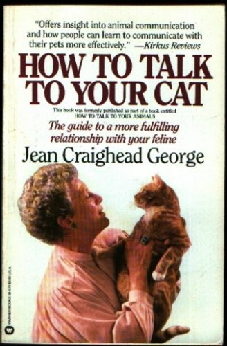 9780446380799: How to talk to your cat