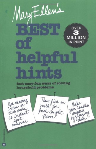 9780446381215: Mary Ellen's Best of Helpful Hints