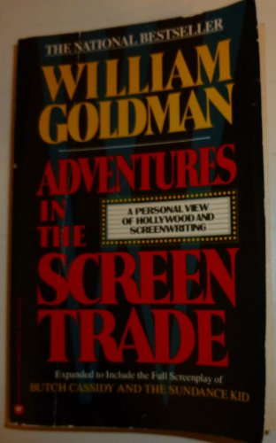 9780446383851: Adventures in the Screen Trade
